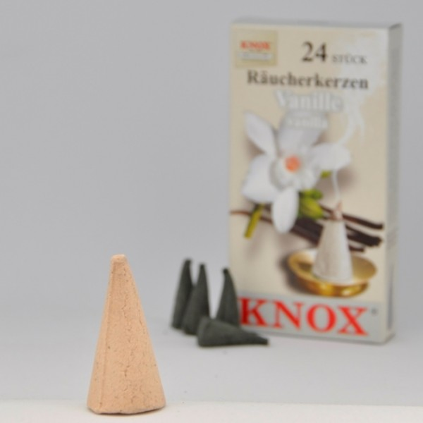 XXL-Vanille-Räucherkerzen