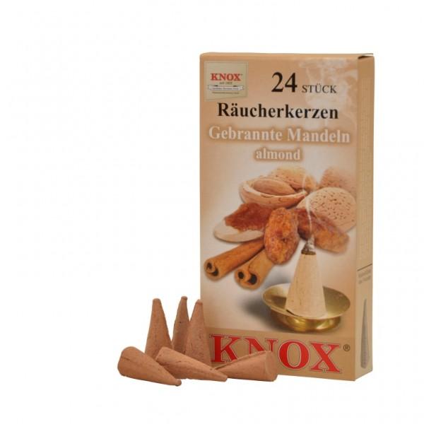 Almond-Incense Cones
