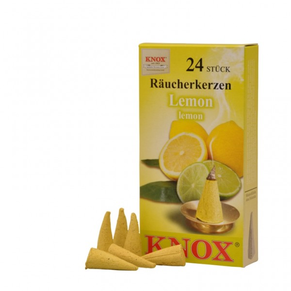 Lemon-Incense Cones