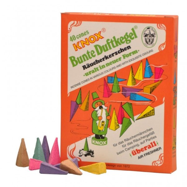 Coloured-Smell-Cones-Nostalgia--former-East-Germany-Export-Design-Incense Cones