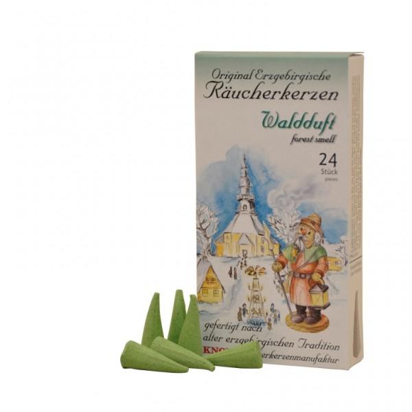077033-Erzgebirgischer-Waldduft-Knox-Raeucherkerzen