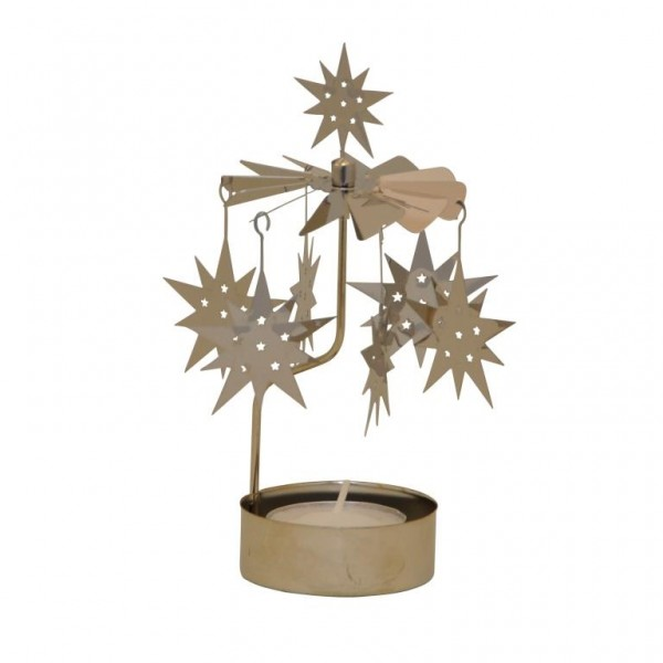 Light Play Star whit 1 Tealight