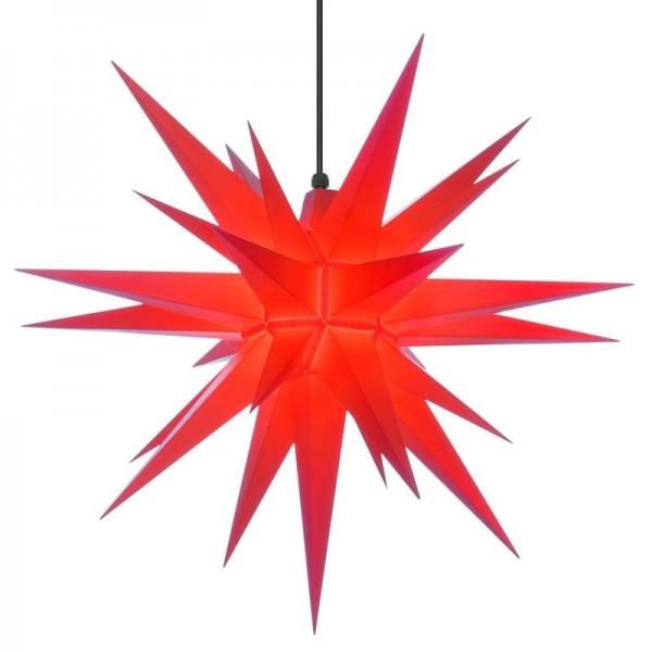 A7 - Original Herrnhuter Stern für innen ø 70 cm rot