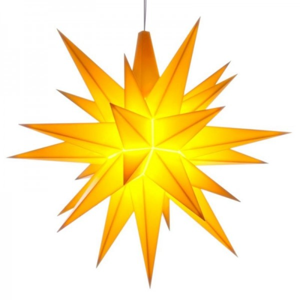 A1 - Original Star of Herrnhut for internal ø 13 cm yellow