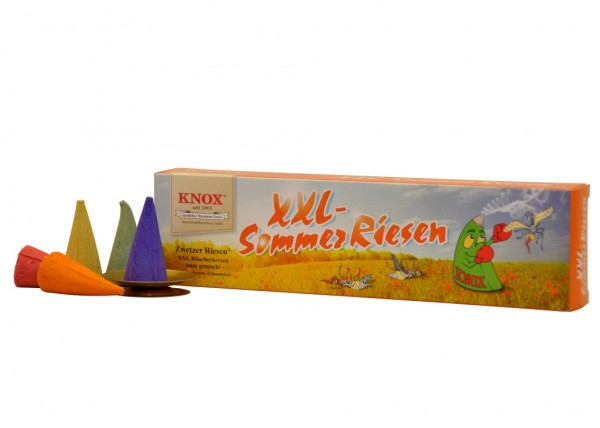 XXL-Sommerriesen-Räucherkerzen