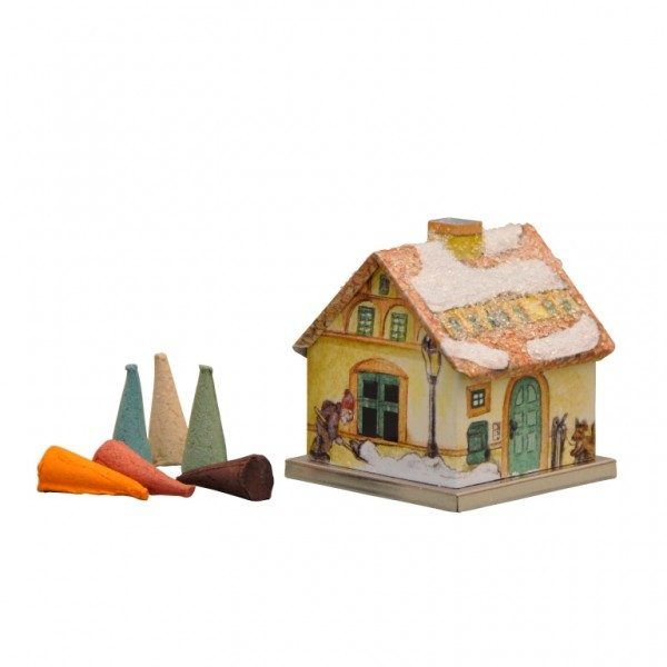 "Smoker House ""Townhouse"""