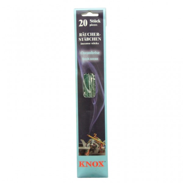Knox Incense Sticks - Ocean Breeze