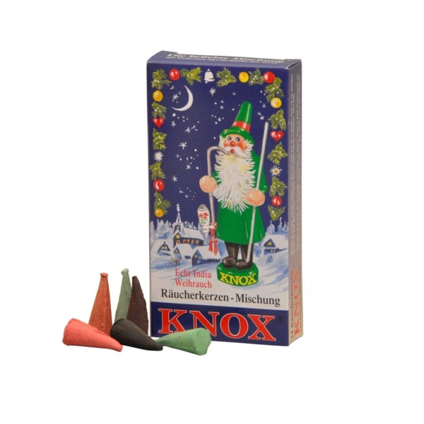Weihnachtsmischung-Räucherkerzen