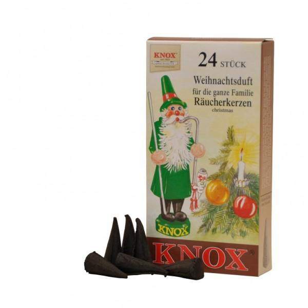 013170-Weihnachtsduft-Knox-Raeucherkerzen