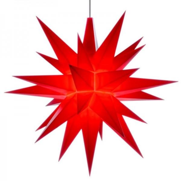 A1 - Original Herrnhuter Stern für innen ø 13 cm rot