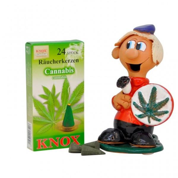 Gift Box Marijuana 14cm