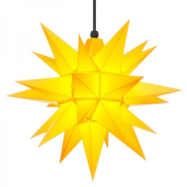 A4 - Original Star of Herrnhut for internal ø 40 cm yellow