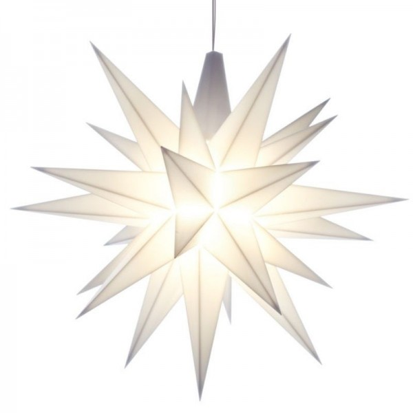A1 - Original Star of Herrnhut for internal ø 13 cm white LED