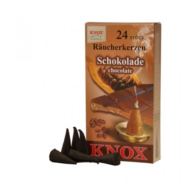 Chocolate-Incense Cones