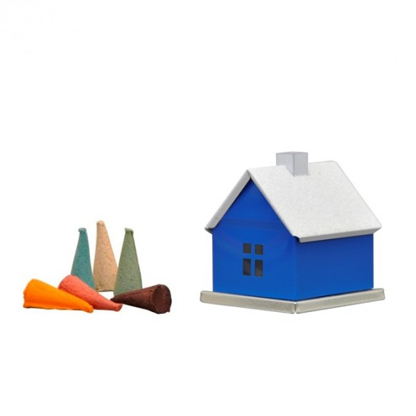 Smoker-House--Plain-Blue