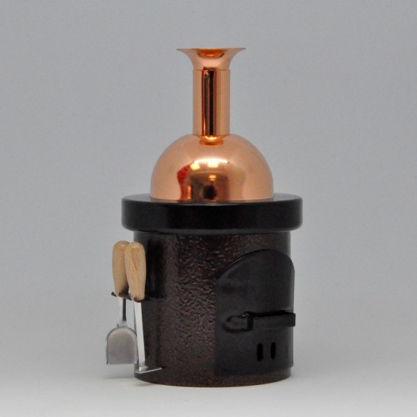 Smoking oven - Brew kettle - copper