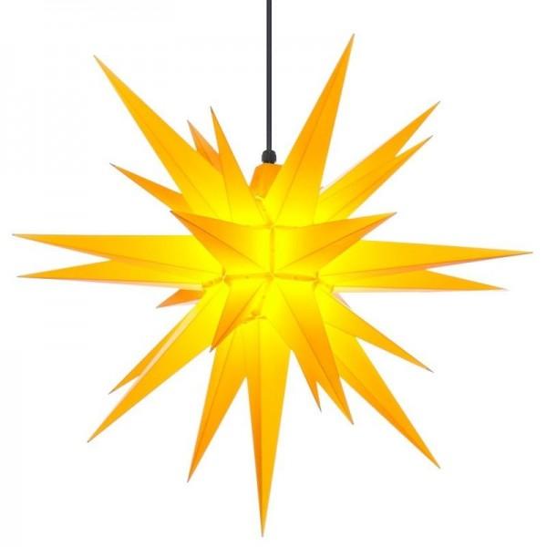 A7 - Original Herrnhuter Stern für außen ø 70 cm gelb