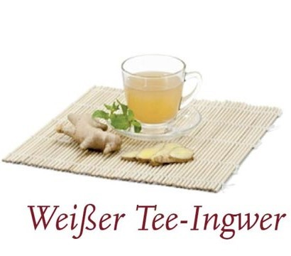 Scented-Cubes-White Tea - Ginger