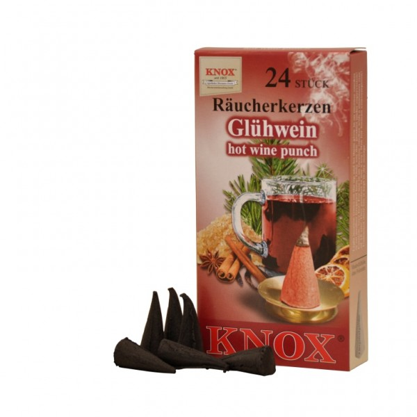 Hot Wine Punch-Incense Cones