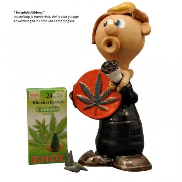 Geschenkkarton Marihuana 25cm
