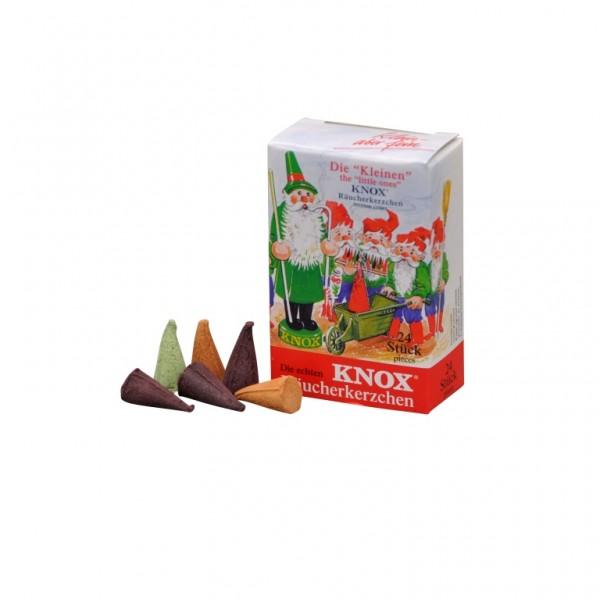 076310-Mini-Mischung-Knox-Raeucherkerzen