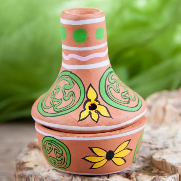 Fire pot Indigo